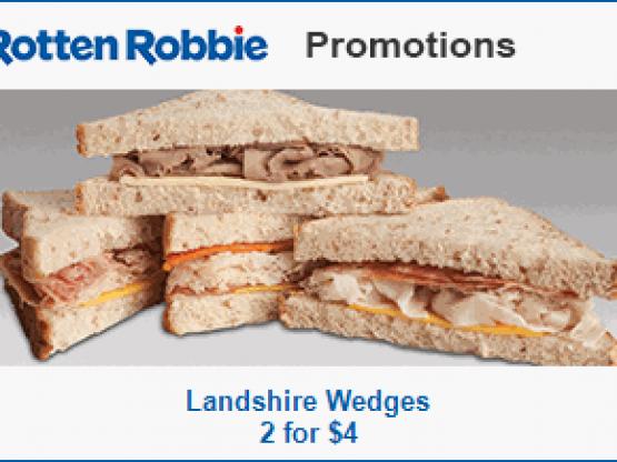 Landshire Wedges