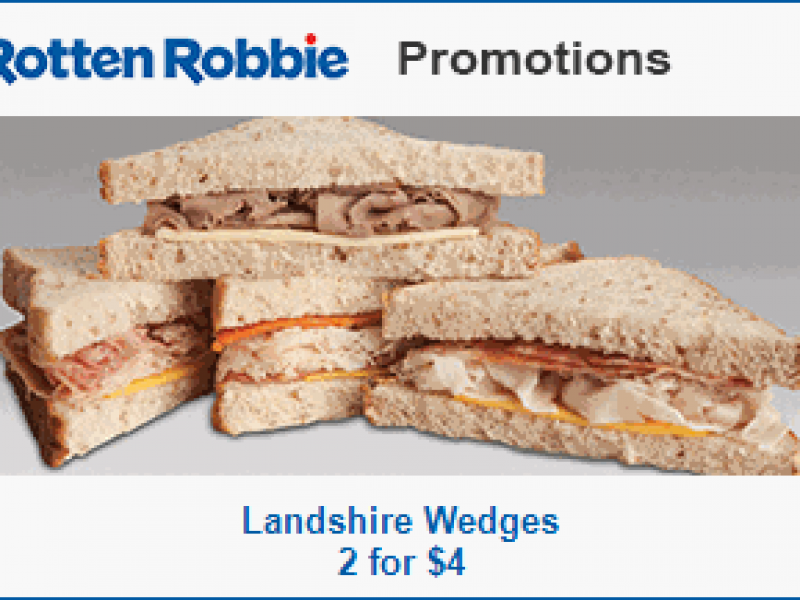 Landshire Wedges